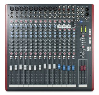 Allen and Heath ZED18