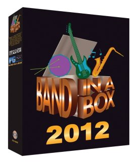 PG Band in a Box Pro 2012