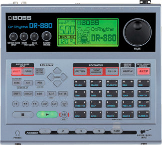 Boss DR-880 Dr. Rhythm