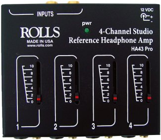 Rolls HA43 Mixer