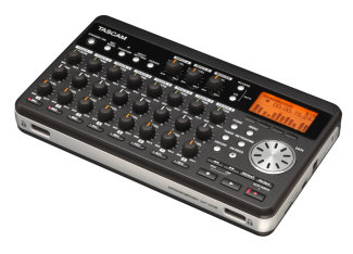 Tascam DP-008 Recorder