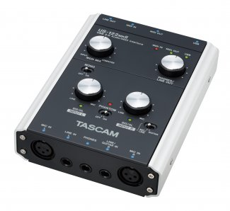 Tascam US122 MK2 Audio