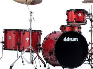 DDrum Journeyman Rambler