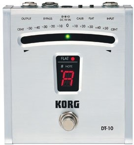 Korg DT10 Tuner