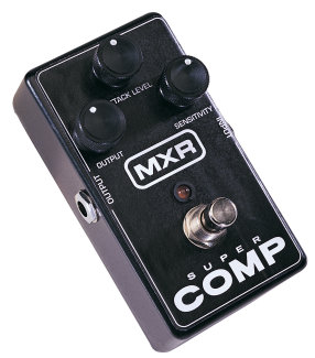 MXR M132 Super Compressor