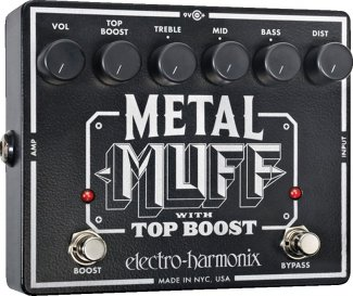 EHX Metal Muff Distortion