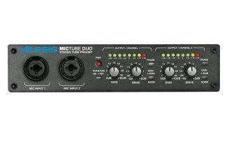 Alesis MicTube Duo Preamp