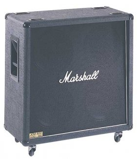Marshall 1960B Cabinet