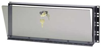2U Plexi Security Cover