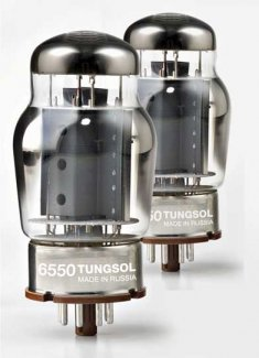 Tung-Sol 6550 Power Tube