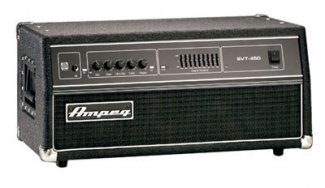 Ampeg SVT450H Bass Head