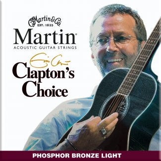 Martin Clapton's Choice