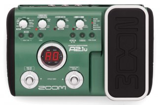 Zoom A2.1u Acoustic Pedal