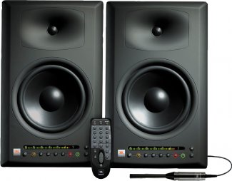 JBL LSR4328P Monitor