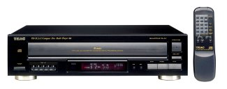 TEAC PD-D2610 CD Player