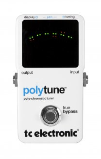 TC Polytune Tuner Pedal