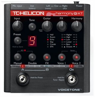 TC-Helicon Harmony-G XT