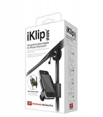 IK Multimedia iKlip MINI