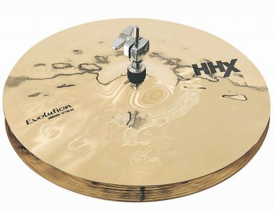 Sabian HHX Evo Hi-Hats