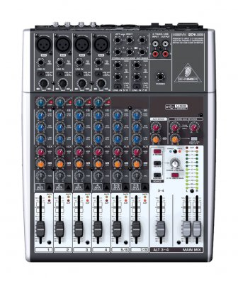 Behringer 1204USB Mixer