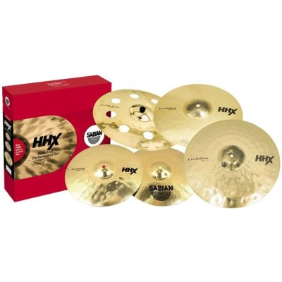 Sabian HHX Evolution Pack
