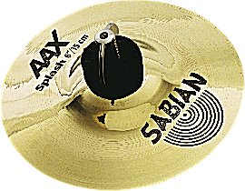 Sabian AAX Series Splash