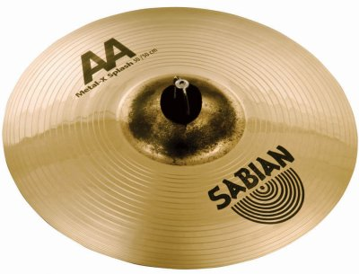Sabian AA Metal X Splash