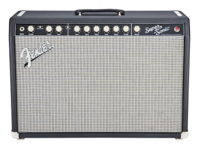Fender Super-Sonic 60 Amp