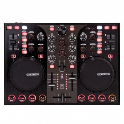 Reloop Mixage Interface
