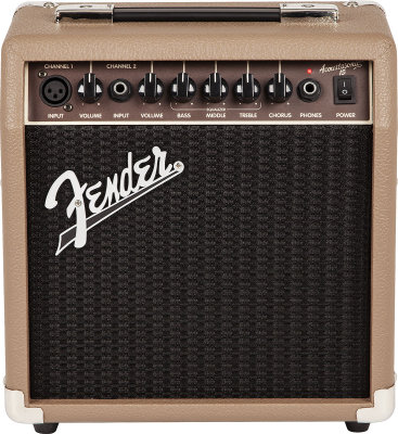 Fender Acoustasonic 15