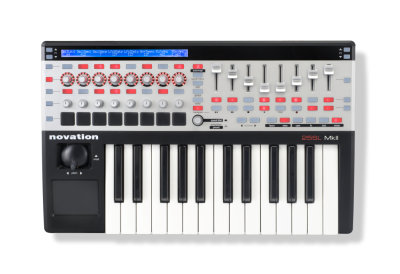 Novation 25SL Mk II USB