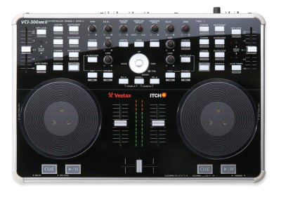 Vestax VCI300MKII USB DJ