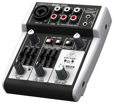 Behringer 302USB Mixer