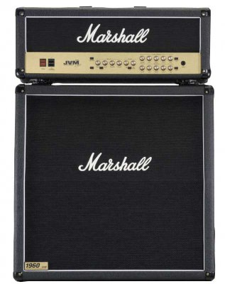 Marshall JVM Half Stack