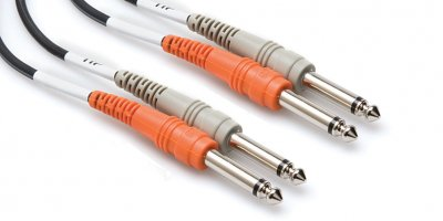 Dual Instrument Cable