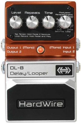 HardWire DL8 Delay/Looper
