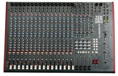 Allen and Heath ZED-R16