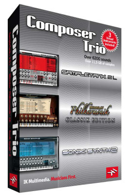 IK Composer Trio Bundle