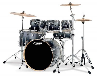 PDP X7 Lacquer Maple Drum
