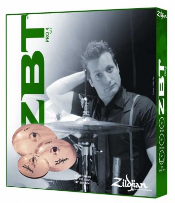 Zildjian ZBT-4 Pro Pack