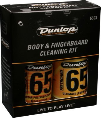 Dunlop Cleaning Kit