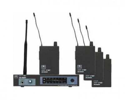 Galaxy Audio AS-9004 Pack