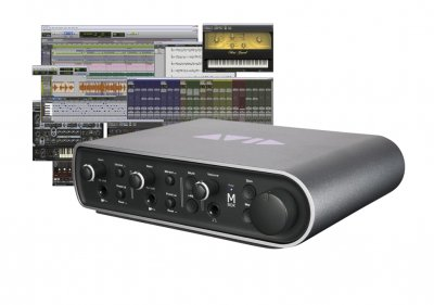 Avid Pro Tools Mbox USB