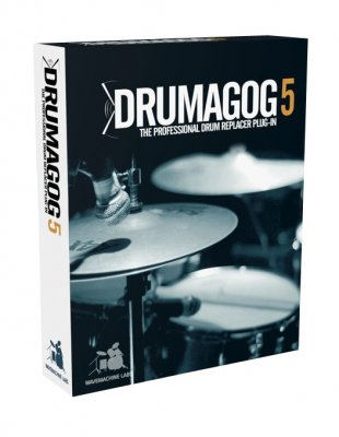 Drumagog Pro Drum Plug-In