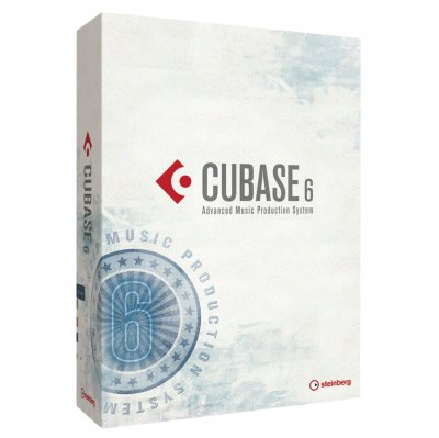 Steinberg Cubase 6 DAW