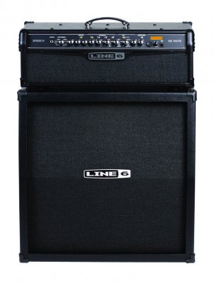 Line 6 Spider IV Stack