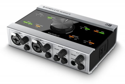 Komplete Audio 6 USB