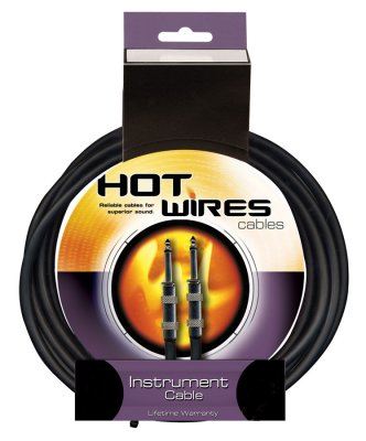 Hot Wires Guitar Cable
