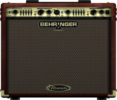 Behringer ACX450 Amp