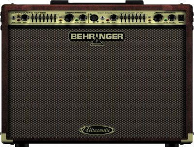 Behringer ACX900 Amp